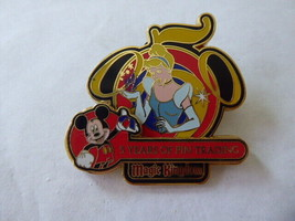 Disney Trading Pins  33416 WDW - 5 Years of Pin Trading Collection - Magic Kingd - $14.00