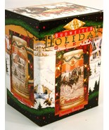 1996 BUDWEISER HOLIDAY STEIN AMERICAN HOMESTEAD - $32.49
