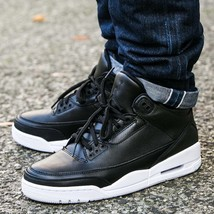 "New NIKE AIR JORDAN 3 Retro BG szs: 5Y(23.5); 6Y(24cm) ""CYBER MONDAY"" 39... - $99.99"