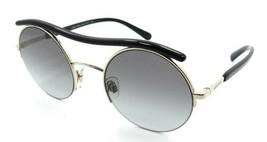 Giorgio Armani Sunglasses AR 6082 3013/11 49-22-140 Pale Gold / Grey Gra... - $124.75