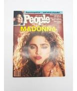 People Weekly Magazine March 11 1985 Madonna Liz Taylor Sen. Jake Garn's... - $48.28