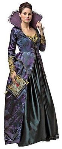 Rasta Imposta Once Upon A Time Reine Méchante Conte de Fée Déguisement Halloween