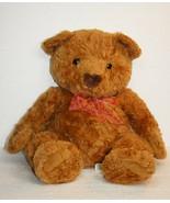 Vintage Geoffrey Toys R' Us Teddy Bear Animal Alley Stuffed Animal Toy - $11.87
