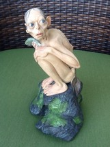 Lord of the Rings The Two Towers Gollum Exclusive Smeagol Statue - $25.00