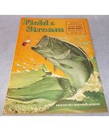 Field and Stream Outdoor Magazine June 1951 Evinrude Mercury Johnson Sea... - $9.95