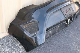 2013-15 Hyundai Veloster Turbo Rear Bumper Cover W/O Park Assist *LOCAL PICK UP image 4