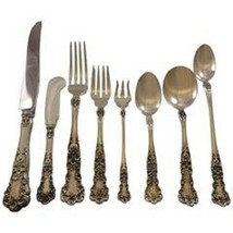 Buttercup by Gorham Sterling Silver Flatware Set 8 Service 72 Pieces Dinner - $5,200.00