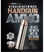Choosing Handgun Ammo - The Facts that Matter Most for Self Defense Magnums - $29.69