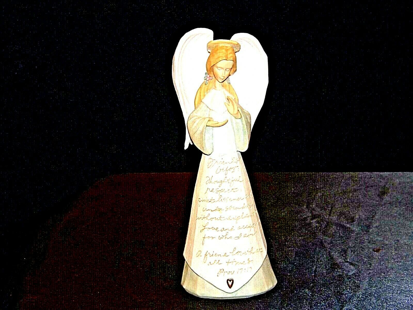 Foundations Angel  A Friend's Gift Enesco AA19-1425 Group Incorporated design by