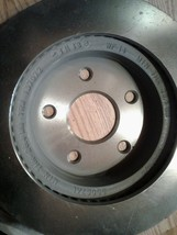 Brake Rotor 2005 -09 Buick Allure LaCrosse Grand Prix image 2
