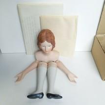 Vintage Doll Making Kit, Yield House Juliet, Shakespeare (Romeo & Juliet... - $26.99