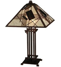 "Meyda Tiffany 131508 Magnetism Table Lamp, 23"" Height - $394.20"