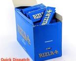 100% GENUINE Rizla Blue Standard Cigarette Rolling Papers