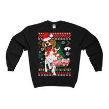 Beagle Dog Ugly Christmas Sweatshirt Holiday Xmas - $29.95+