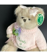 Bearington Bears Gracie Grateful Plush Stuffed Animal Bear 1715 Jointed ... - $39.00
