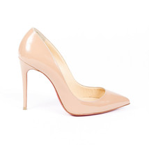 Christian Louboutin Pigalle Follies 100 Pumps SZ 35.5 - $605.00