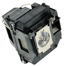 ELPLP60 / V13H010L60 Replacement Lamp W/Housing for EPSON EB-420/425W/905/95/93e - $33.14