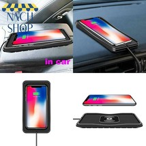 10W Qi Universal Car Charger  Wireless Charger Car Charging Pad For Sams... - $14.15