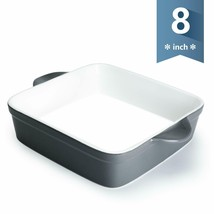 Sweese 514.113 Porcelain Baking Dish 8 x 8 inch Baker Square Brownie Pan... - $23.75