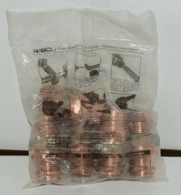 Nibco 9256600PC PC633 Wrot Copper 1 Inch Union Quantity 5 image 2