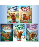 Ranger in Time Series Collection Set Books 1-5 Paperback By Kate Messner... - $25.99