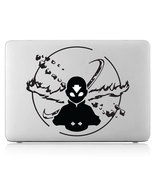 MacBook Sticker Laptop Vinyl Decal Avatar The Last Airbender Aang 542M - $9.50