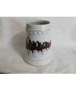 Budweiser Champion Clydesdale Mug with Gold Trim 1970's - $149.99