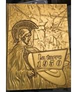 "1950 SAN JOSE STATE COLLEGE/UNIVERSITY YEARBOOK ""La Torre"" - $63.36"