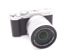 FUJIFILM X-A2 16.3MP CAMERA w/ 16-50mm f/3.5-5.6 OIS II LENS - SHUTTER C... - $699.99