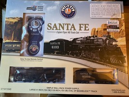 Lionel 871811040 Santa Fe Cajon Flyer HO Train Set - $257.39