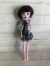 Mattel Monster High Draculaura Doll Short Hair Articulated Great for OOAK - $17.81