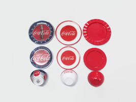 Coca-Cola  Melacore Variety Set of three 4-pc place settings- BRAND NEW - $28.71