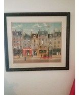 """RARE Michel Delacroix """"Le Defile (Grand Taille)"""" Litho Signed & Numbered... - $3,000.00"""