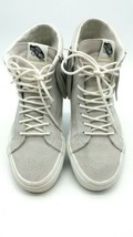 A609  VANS   Suede Kiltie  High Tops Men 7 Women 8.5 - $54.98