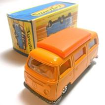 Vintage 1970 Matchbox Superfast Volkswagen Camper #23 Lesney England NIB... - $47.67