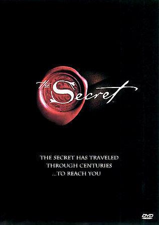 The Secret (DVD, 2006, Extended Edition New) Self-Help Bob Proctor Rhonda Byrne