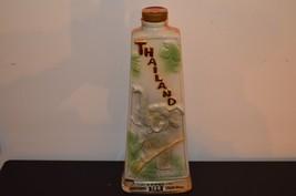 Jim Beam bottle ANTIQUE 1969 THAILAND DECANTER - $9.90