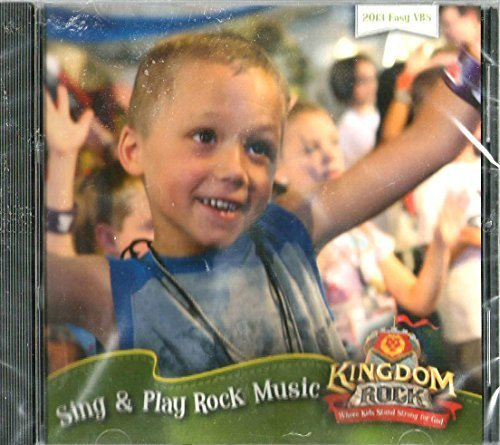 Sing & Play Rock from Kingdom Music Cd