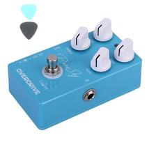 Pure Sky Od Guitar Pedal Effect Highly Pure Clean Overdrive Guitar Acces... - $52.73