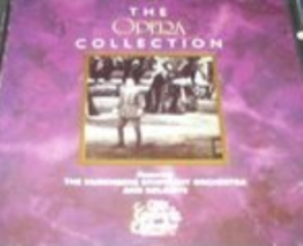 The Opera Collection by Nuremberg Symphony Orchestra and Soloists Cd