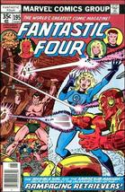 Marvel FANTASTIC FOUR (1961 Series) #195 FN - $2.99