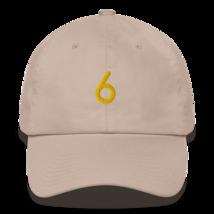 Nick Nurse Hat / 6 Hat / Nick Nurse Dad hat image 12