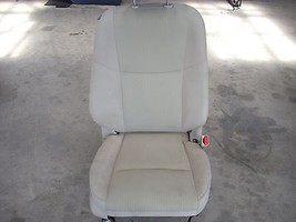 2014 NISSAN ALTIMA RIGHT FRONT SEAT WITH AIRBAG
