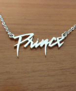 Pendant - Iconic Name - Remembrance - 925 Silver - Handmade - $62.00