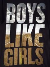 BOYS LIKE GIRLS Bamboozle Roadshow 2010 Mens T-Shirt Size M - $8.90