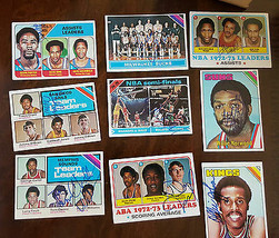 1975-76 Topps Milwaukee Bucks Team Card Signed By Larry Costello Warriors # 213 - $39.59