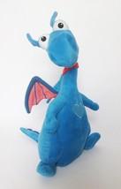 "2012 Doc McStuffins 14"" Plush Stuffed Dragon Stuffy Talking Disney Animal Toy - $19.19"