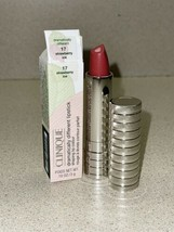 Clinique Dramatically Different Lipstick Shaping Lip Colour #17 STRAWBER... - $18.80
