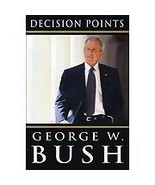 Decision Points 2010 George W. Bush Hardcover Book - $19.79