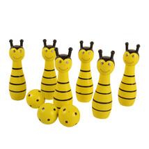 BOHS Kids  Sport Physical Bee Frog Ladybug Cow Animal Bowling Ball Child... - £16.03 GBP